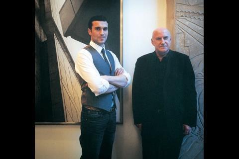 Tarek Merlin and Jack Pringle